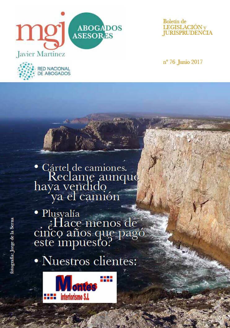 MGJ Boletín Junio 2017